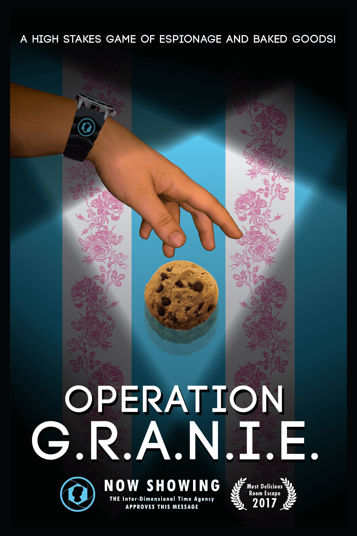 Operation G.R.A.N.I.E. Poster