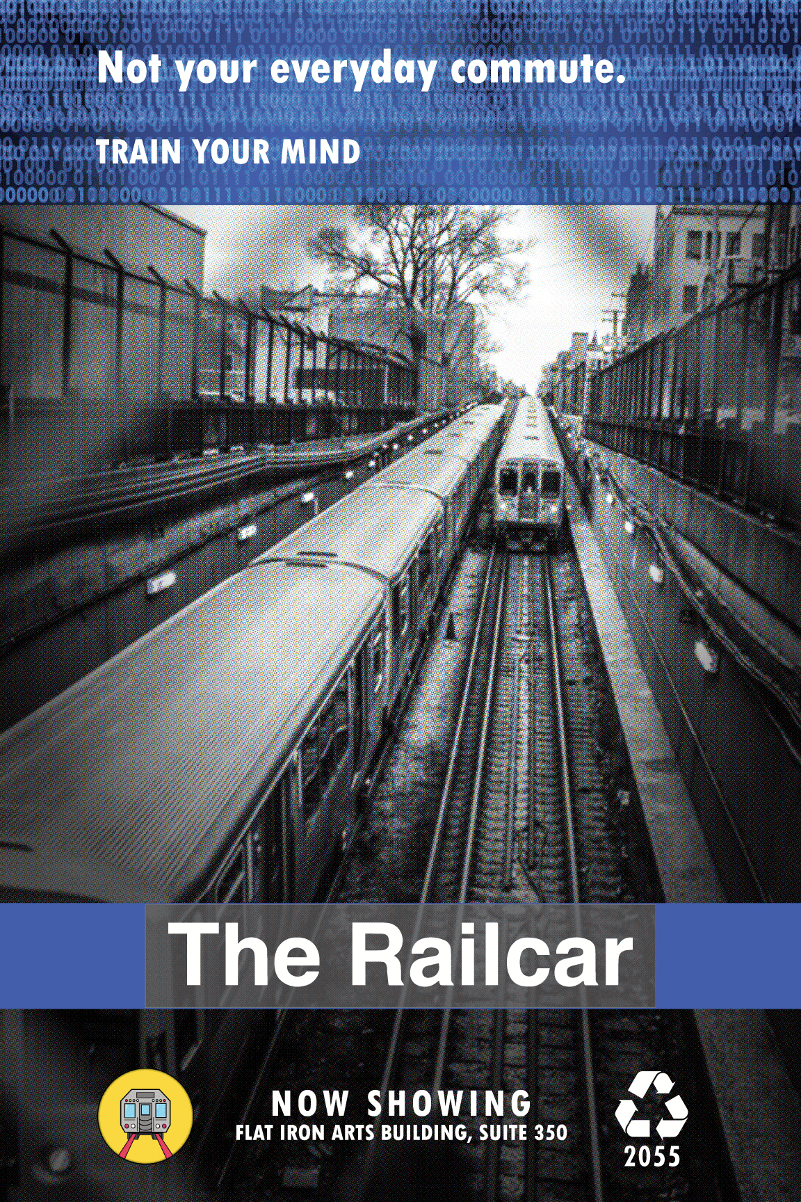 The Railcar Poster