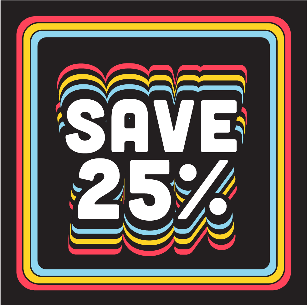 Escape Artistry 25% coupon graphic for Shop Small Saturday