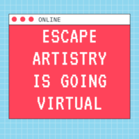 Virtual Games At Escape Artistry
